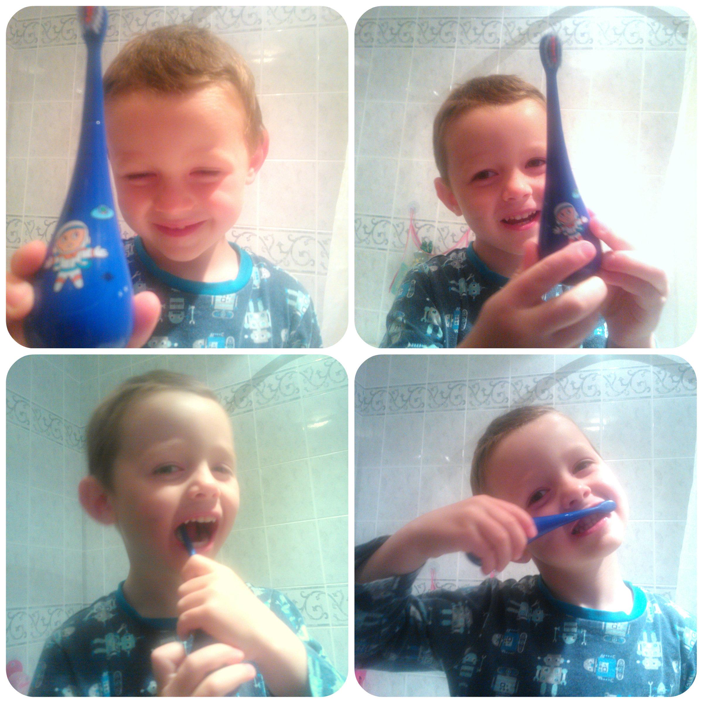 Rockabilly 3 Rockabilly Kids Toothbrush   Review