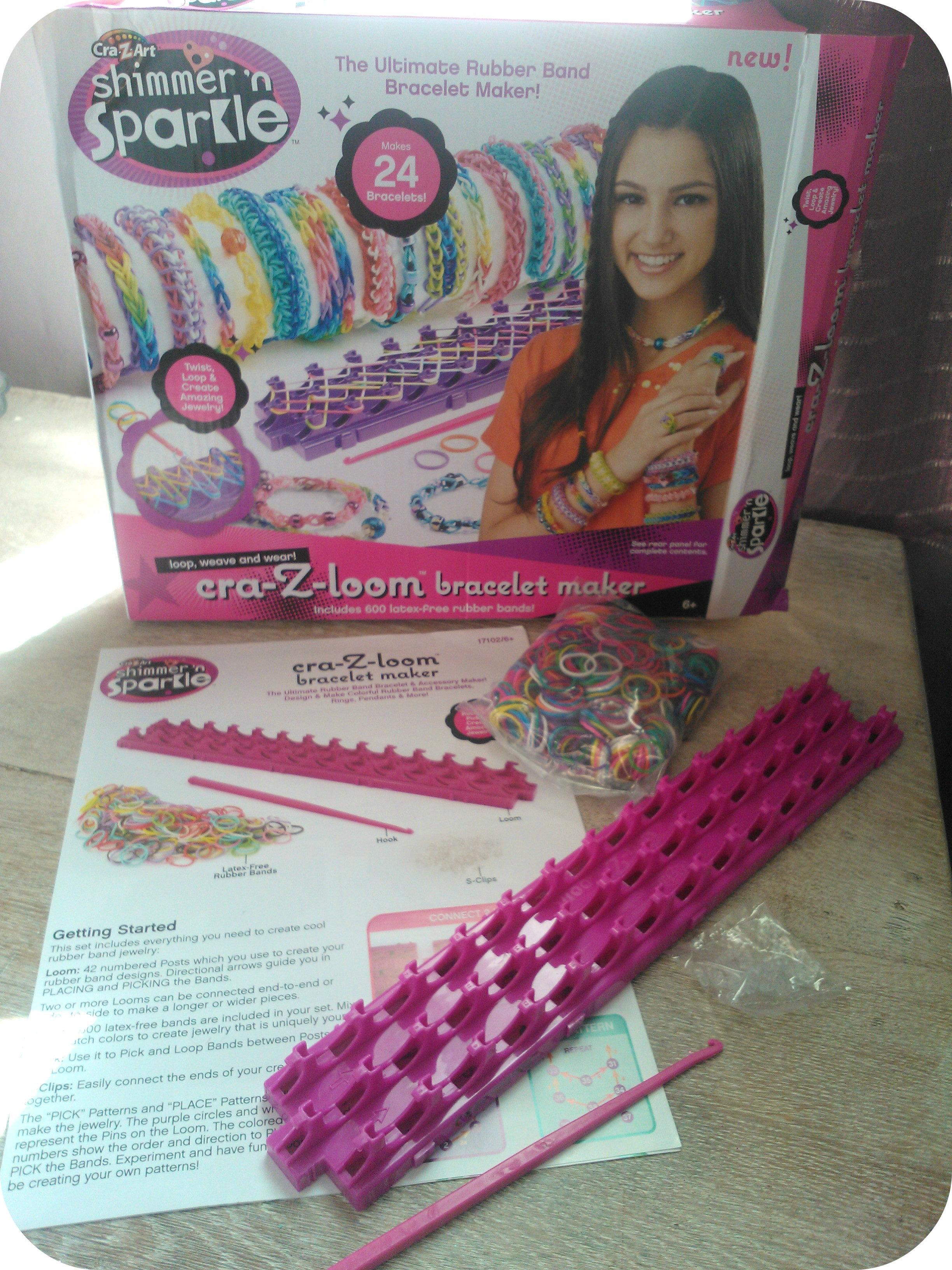 Cra Z Loom Bracelet Maker Review Mummy S Little