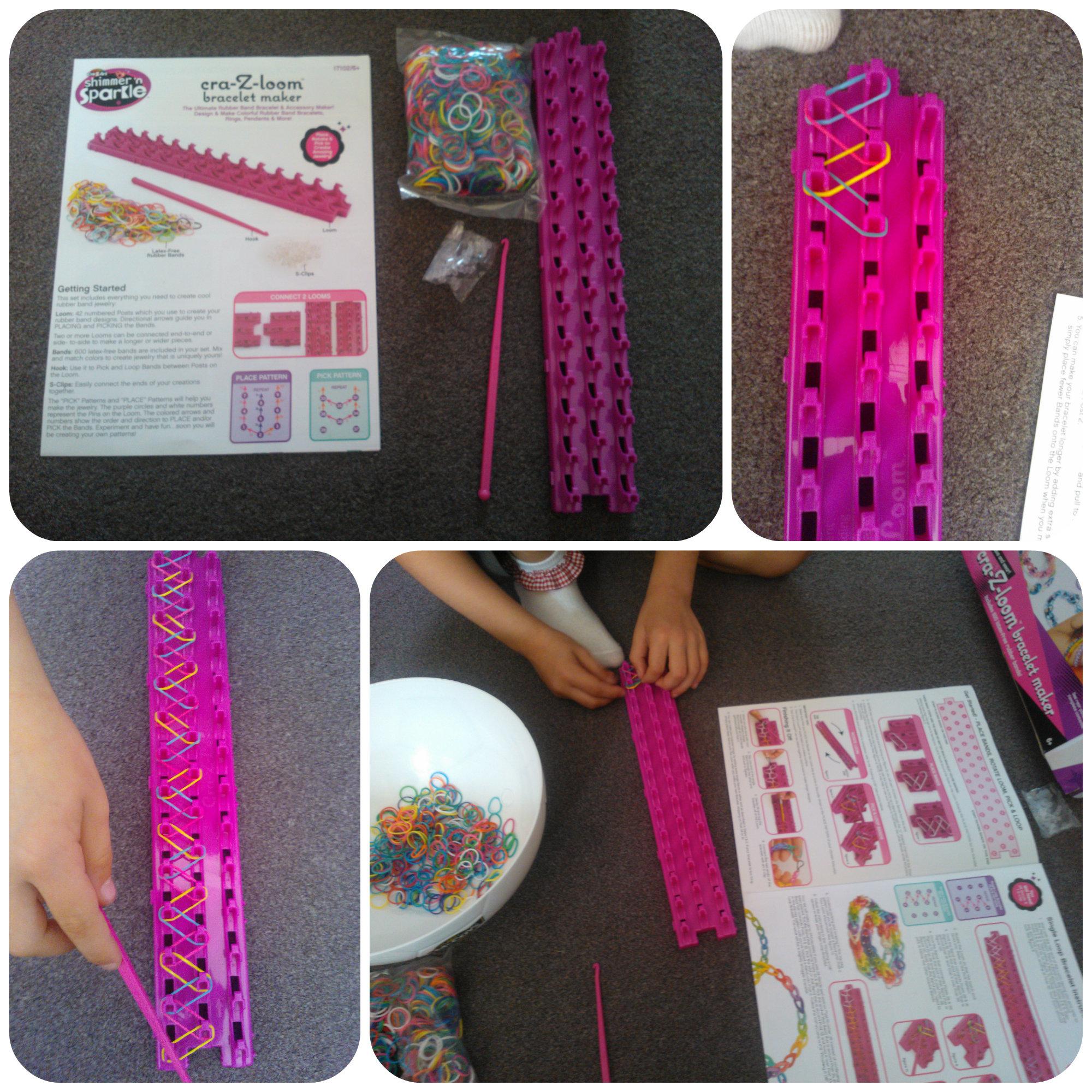 loom 2 Cra Z loom Bracelet Maker   Review