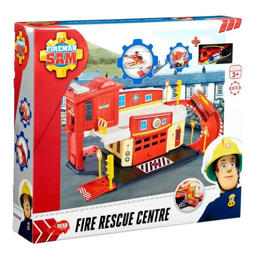 Fireman Sam Fire Rescue Centre Review Mummy S Little