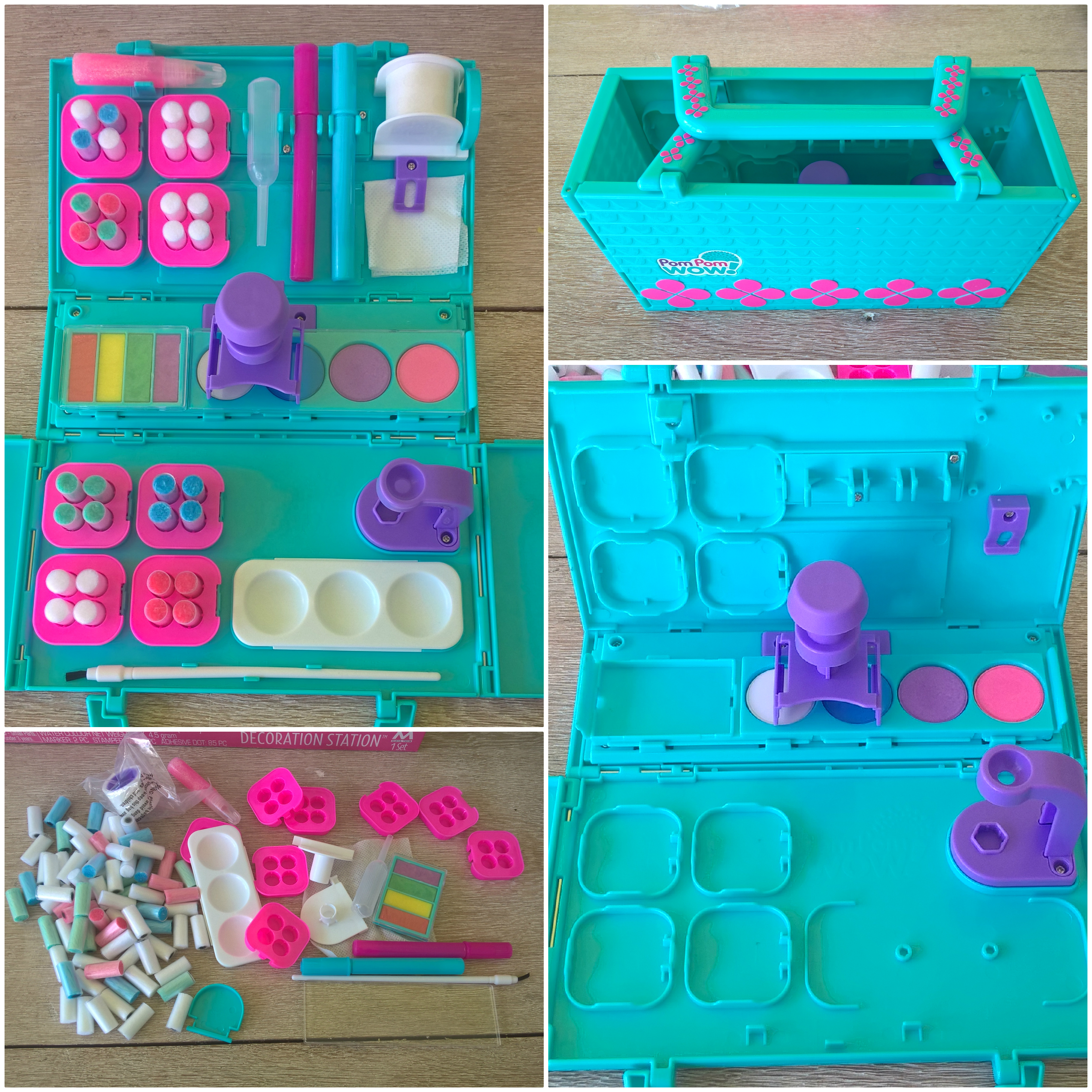 Pom WOW Decoration Station Review Mummys Little