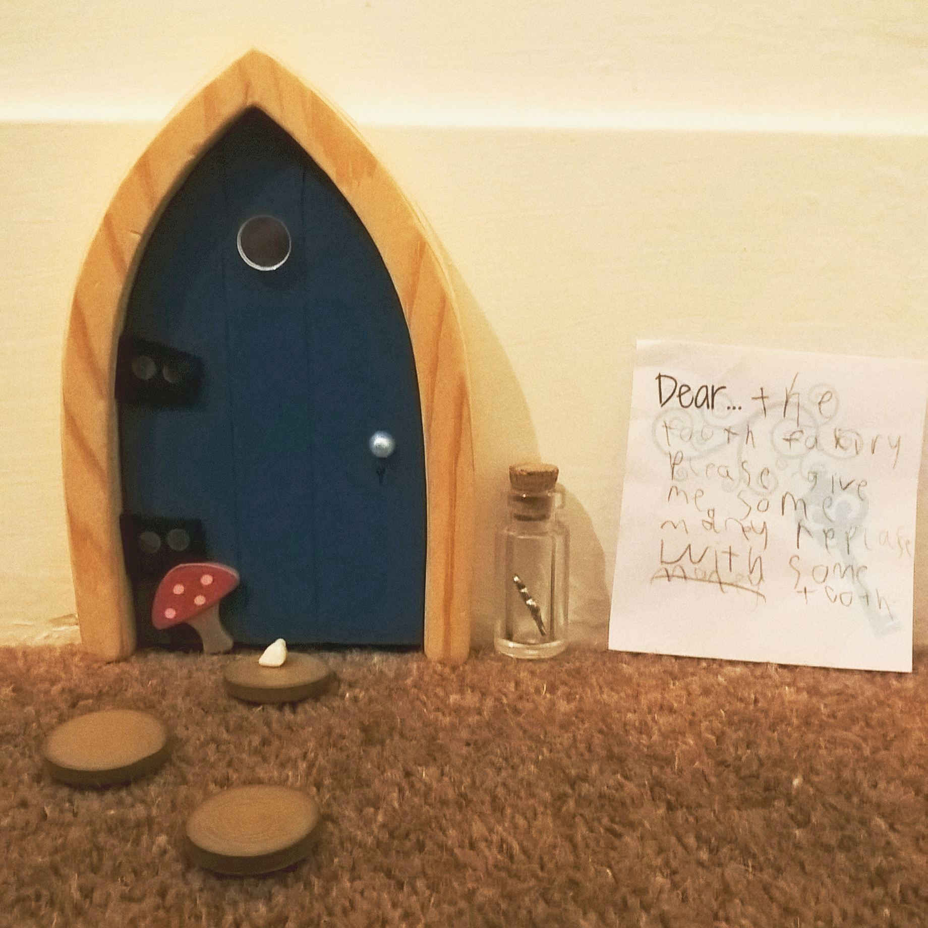Irish fairy door perfect for tooth fairy visits mummy 39 s for The little fairy door company