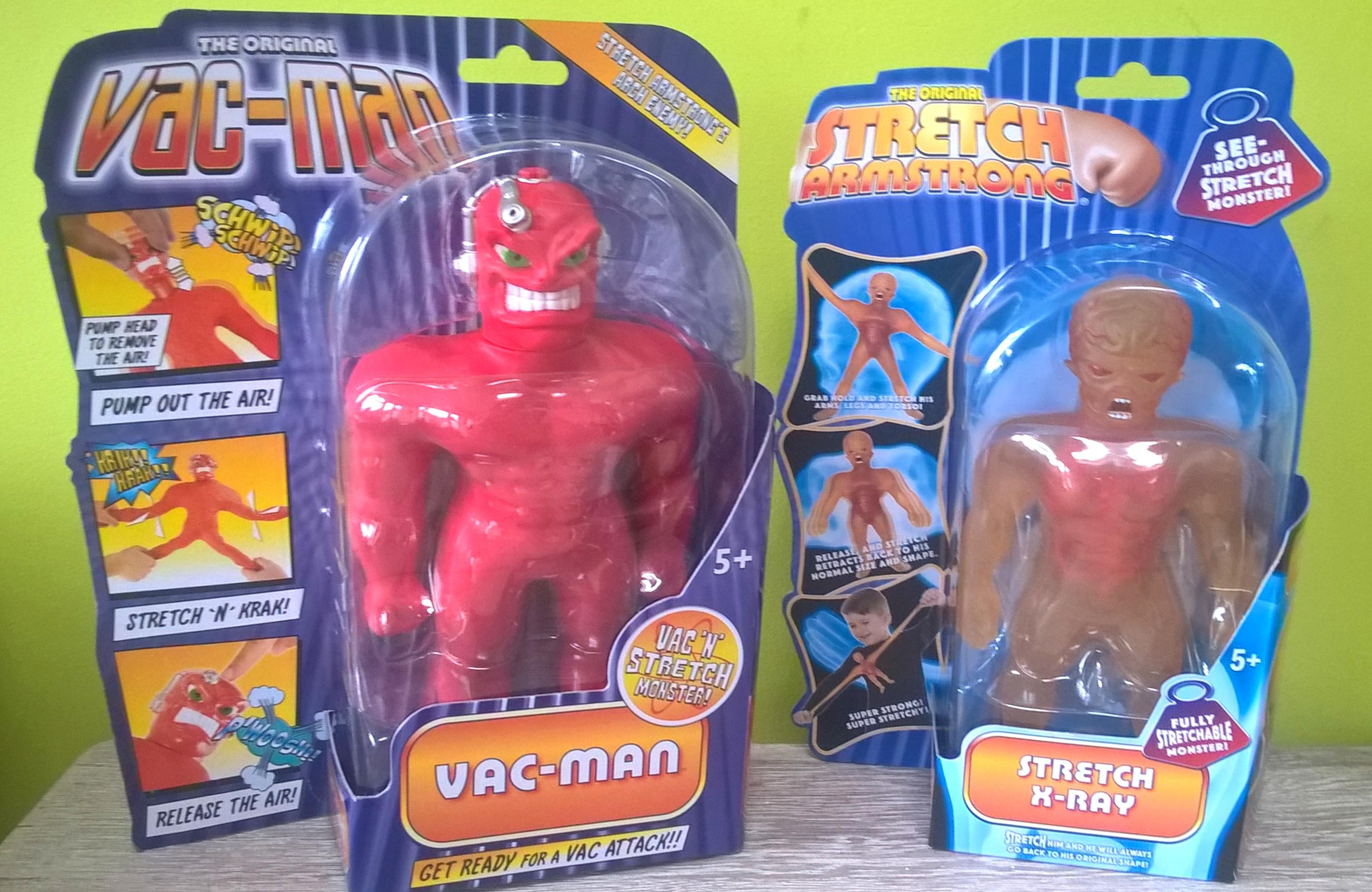 Stretch VAC MAN Figura 7 pollici