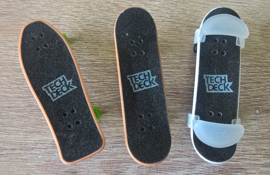 Tech Deck Finger Skateboards - Review