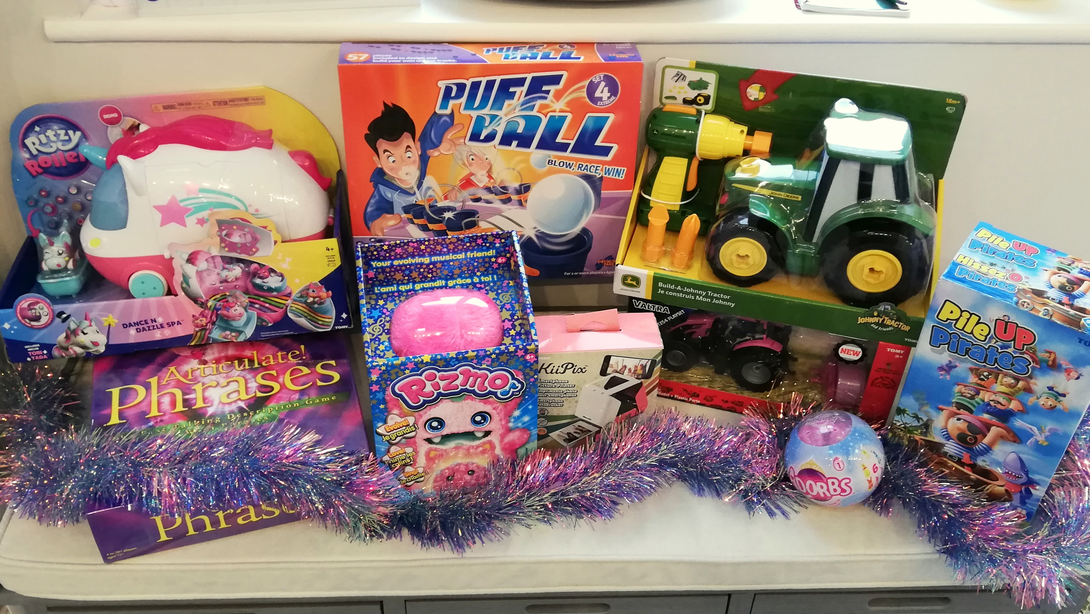 Top Toys for Christmas from TOMY - Mummy's Little ...
